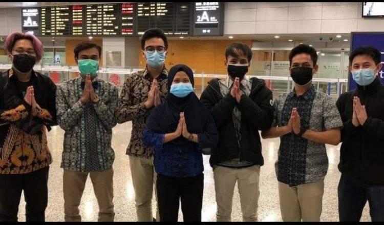 Mahasiswa Banten Pulang dari Tiongkok Dikarantina di Rumah