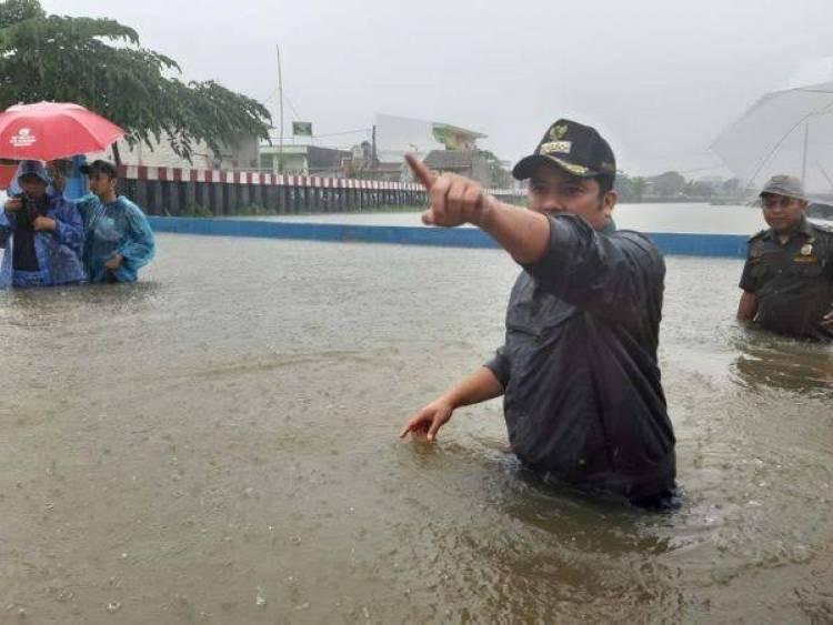 Walikota Tangerang : Kerugian Banjir Capai Rp1,3 Triliun