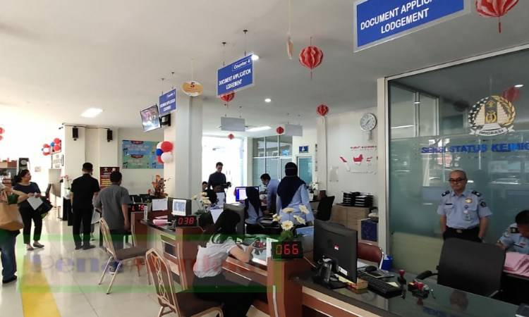 Tak Mau Virus Corona Masuk Kota Tangerang, Imigrasi Pantau WNA Tiongkok