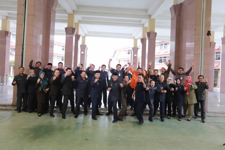 27 Tahun Kota Tangerang, Bersama Kita Bekerja Sama