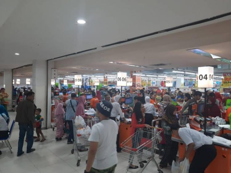 Stok Pangan di Kota Tangerang Aman, Belanja Sesuai Kebutuhan Aja