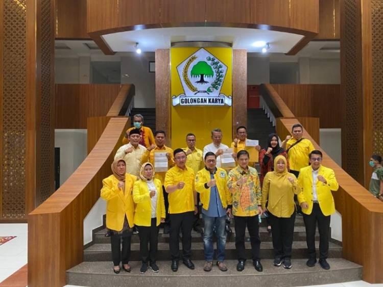 DPP Golkar Tetapkan Calon di Pilkada Banten, Ada Figur Ibu di Serang dan Anaknya di Tangsel