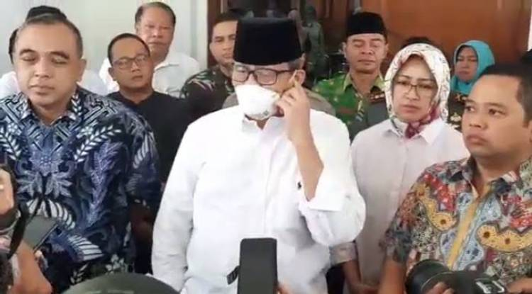 Soal Desakan Lockdown, Gubernur Banten Masih Cari Solusi
