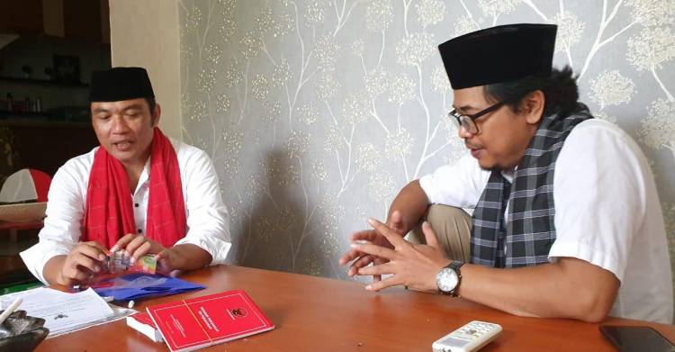 Dua Kader Senior PDIP Tangsel Ngopi Bareng, Bahas 'Turun Gunung' Soal Covid-19