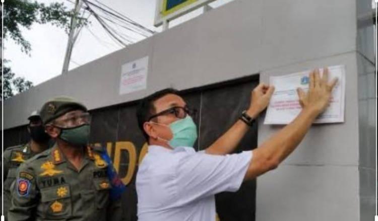 Pemkot Tangerang Siapkan Sanksi 25 Juta Bagi yang Langgar PSBB