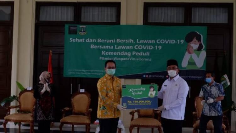 Kemendag : Pasar Rakyat di Banten Tetap Buka, yang Penting Jalani Protokol Kesehatan