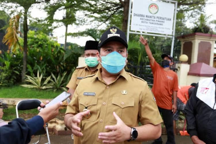 Tak Mau Disebut Tak Tegas Soal PSBB, Pemkot Tangerang Tutup Mal CBD Ciledug