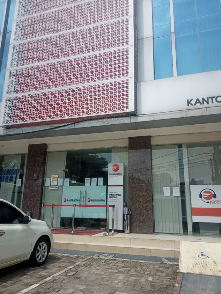 Dana Tak Bisa Diambil, Perusahaan Koran Terancam Tak Bisa Bayar THR, Bank Banten 'Kiamat'?