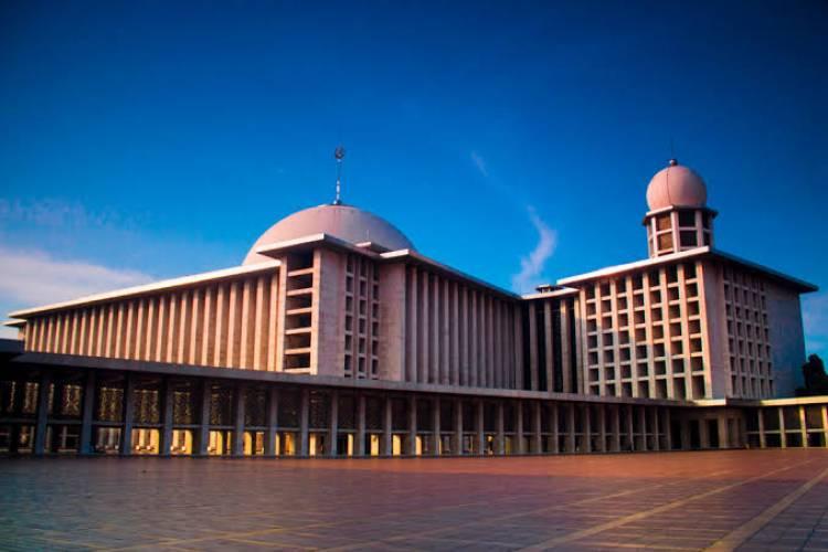 Idul Fitri 1441 H, Masjid Istiqlal Tidak Gelar Shalat Ied