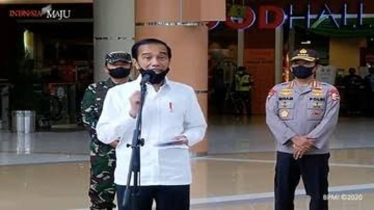 Tangerang Raya DiizinkanNew Normal, Asik Boleh Ke Mal Dong?
