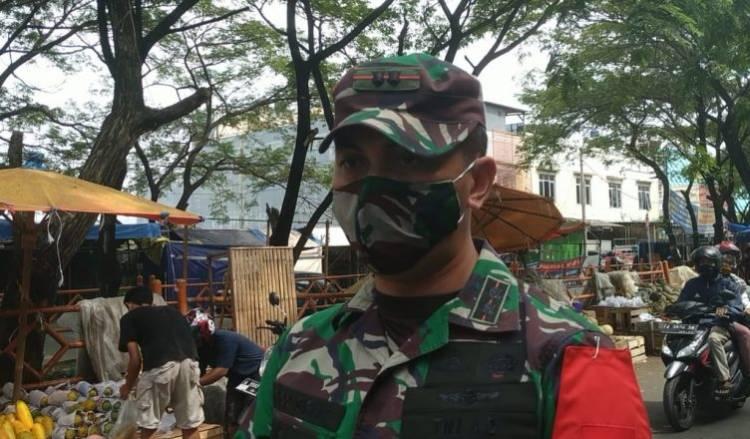 TNI Ini Bilang Kesadaran Masyarakat Masih Rendah Soal Protokol Kesehatan