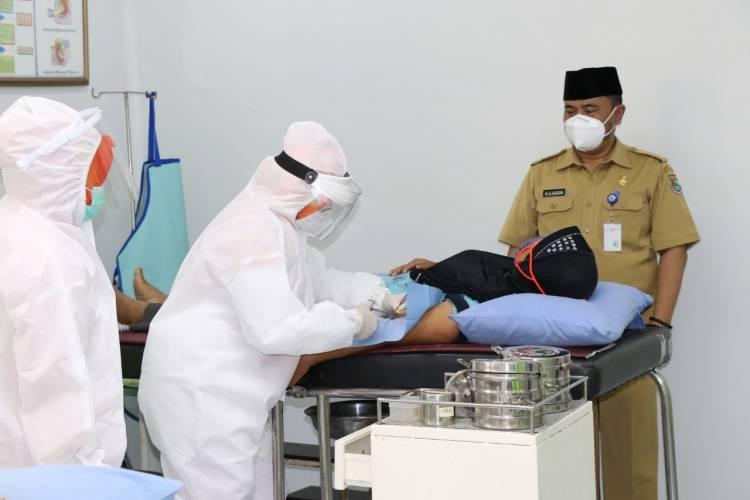 Saat Pandemi Corona Anda Takut Istri Hamil? Pemkab Tangerang Bagikan 7000 Kontrasepsi KB Gratis