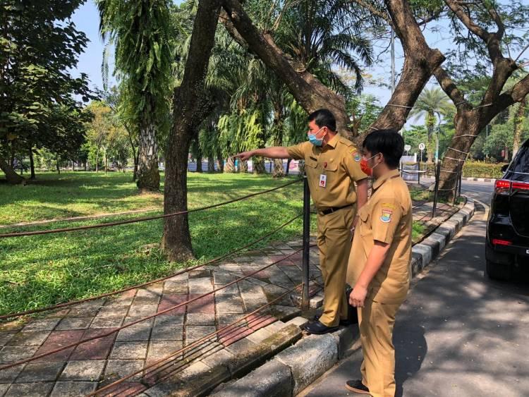 Pemkab Tangerang Bakal Bangun Ruang Publik Multi Fungsi