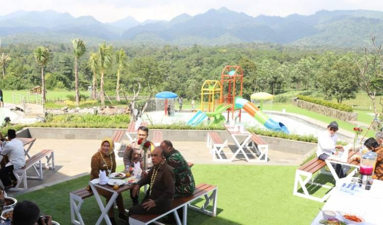 Banten Punya Tempat Wisata Baru, Bukit Agro Waruwangi Lagi Viral