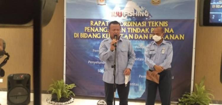 Tak Mau Tenggelamkan Kapal, Edhy Prabowo Dorong Tindak Tegas Ilegal Fishing