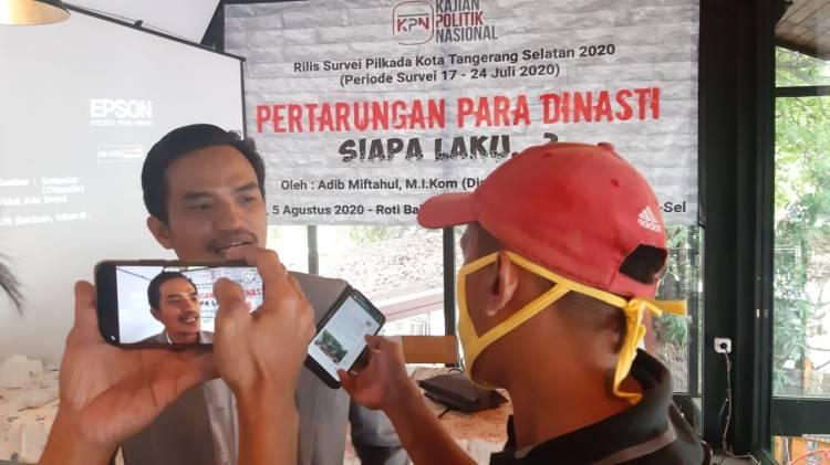 Dongkraknya Kurang Paten, Elektabilitas Pilar Cuma 4,6 Persen Pada Survei Versi KPN
