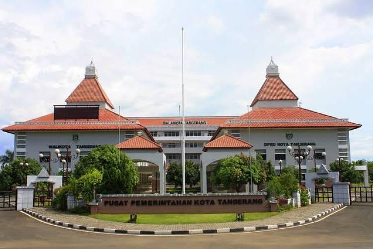 Tiga PNS Positif Covid-19, Kantor Pemkot Tangerang Bakal Ditutup?