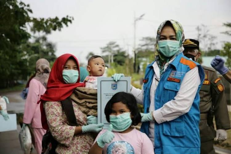 Tekan Covid Dan Ingatkan Protokol Kesehatan, PSBB di Tangsel Kembali Diperpanjang Hingga 12 Juli