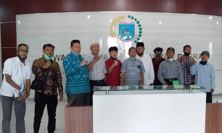 Mantan Lurah Di Tangsel Diduga Gelapkan Tanah 2,8 Hektar, Warga Serpong Ngadu Ke DPRD