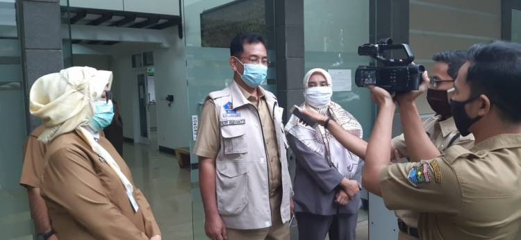Puluhan Karyawan Pabrik Permen Positif Covid, Satgas Pemkab Tangerang Lakukan Tracing