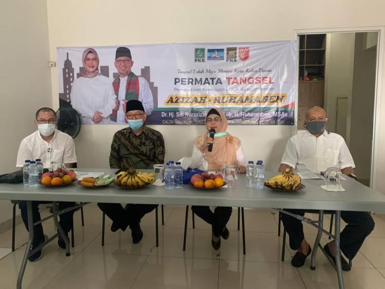 Janji Bakal Gelontorkan 100 Juta Per RW, Pengamat Nilai SNA-Ruhama Ben Hanya Berfantasi