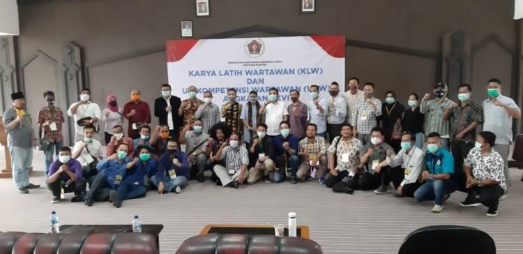 Gelar Uji Kompetensi, PWI Banten: Kompeten Bukan Sekedar Label