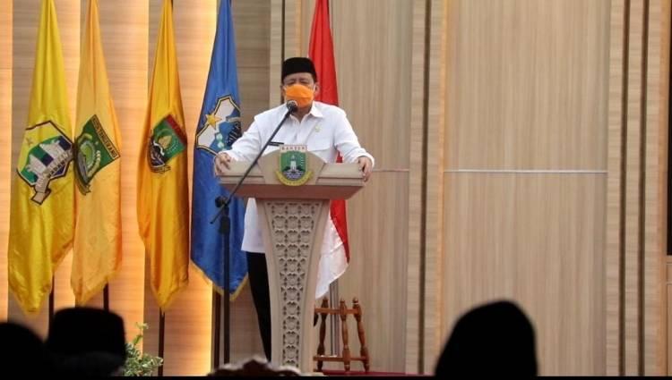 Kafilah Banten Targetkan Juara Umum di MTQ Padang 2020