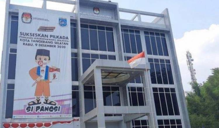 KPU Tangsel Siapkan Hampir 9 Ribu Bilik Suara