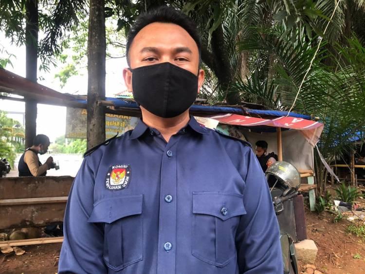 1 Juta Surat Suara Tiba di KPU Tangerang Selatan
