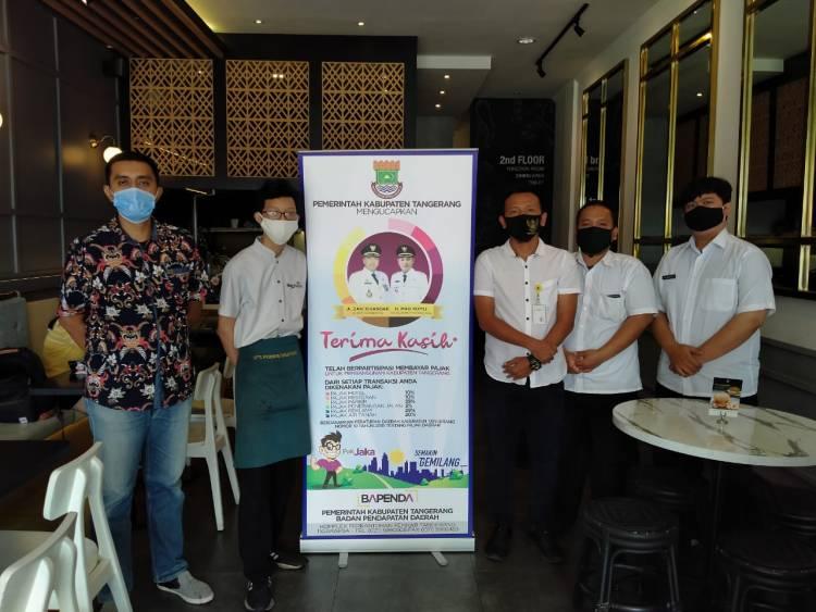 Tingkatkan PAD, Bapenda Kabupaten Tangerang Optimalkan Pemasangan Alat Perekam Transaksi