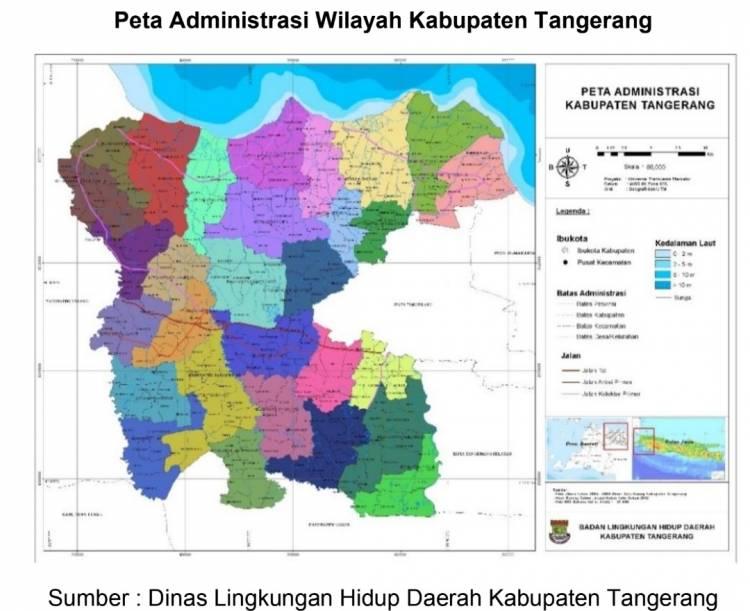 Informasi Laporan Penyelenggaraan Pemerintahan Daerah (ILPPD) Kabupaten Tangerang