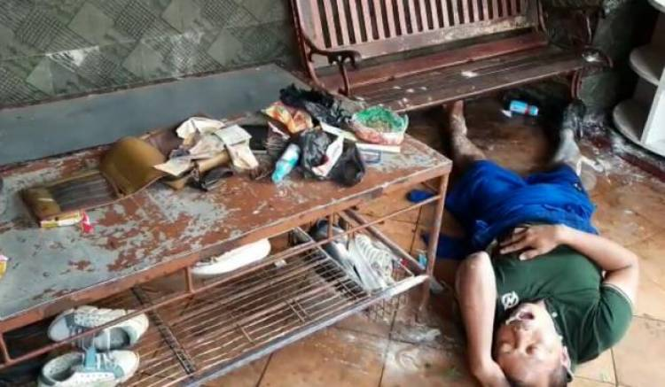 Kedapatan Maling Kotak Amal, Pria di Tangsel Pura-Pura Kesurupan