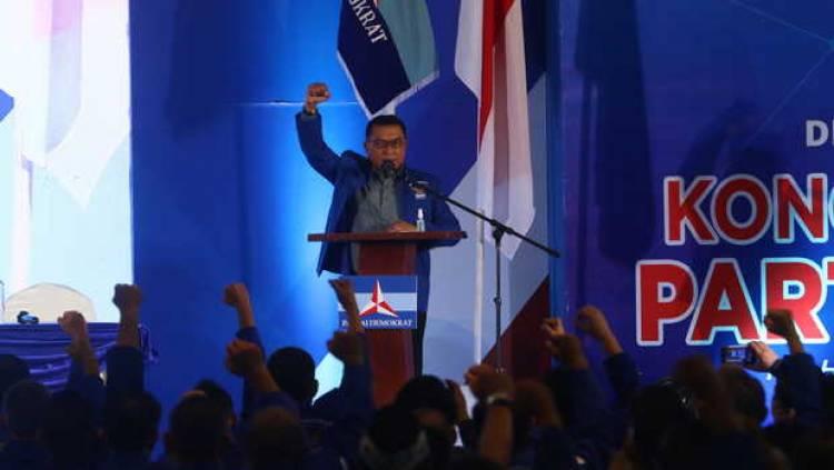 Gagal Jadi Ketum Demokrat, Moeldoko Ditawari Jadi Anggota Partai dan Dibantu Jadi Cagub DKI Jakarta