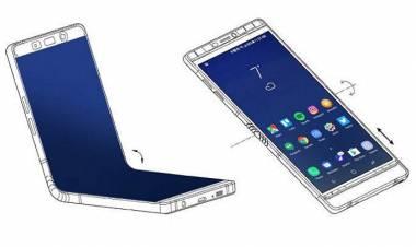 2019, Samsung Luncurkan Ponsel Bisa Dilipat dan Setipis Dompet