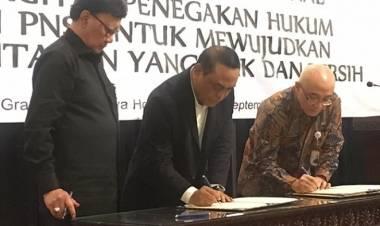 Ribuan PNS Korup Dipecat, 7 Diantaranya Ada di Tangsel