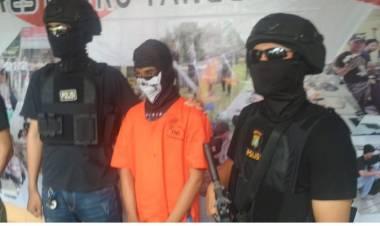 Bikin Resah, Pelajar SMP Ditangkap Polisi Benteng