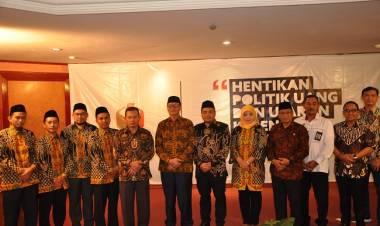 Begini Pesan Gubernur Banten Jelang Pemilu 2019