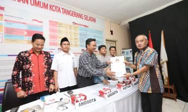 Pemilu 2019, Pemkot Tangsel: Taman dan Pohon Dilarang Dipasang APK