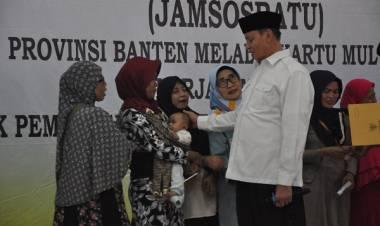 Bermanfaat Bagi Warga Kurang Mampu, Pemrov Banten Tambah Kuota Jamsosratu Tahun Depan