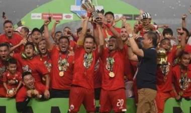17 Tahun Puasa Gelar, Akhirnya Persija Juara Liga 1