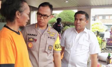 Dimas Kanjeng versi Tangerang, Mengaku Bisa Gandakan Uang Dibekuk Polisi