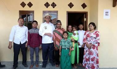 Target Naik 3 Kali Lipat, Pemrov Banten Sukses Bangun 1.398 Rumah Tidak Layak Huni