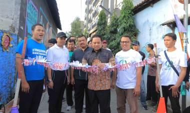 Melihat Keseruan Peringatan Hari Sampah di Kampung Urang Baraya