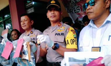 5 Tahun Buron, Supir Angkot Ciledug Tertangkap