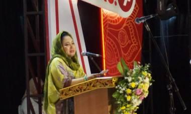 Mantan Istri Prabowo Sebut Pendidikan Adalah Kunci Menuju Kemandirian Bangsa