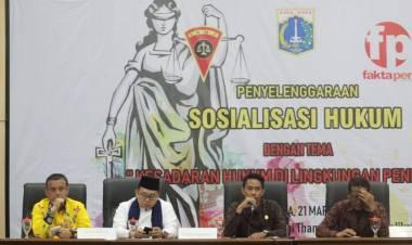 Sosialisasi Hukum Bidang Sekolah, LBHT Cibir Tim Saber Pungli Jakbar Melempem
