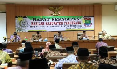 Pasukan Ungu Targetkan Juara MTQ Banten