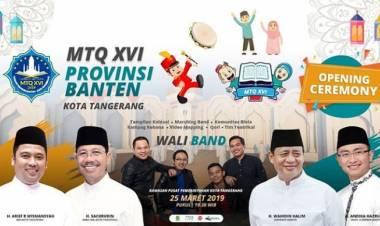 Malam Ini Pembukaan MTQ XVI Tingkat Provinsi Banten Dibuka