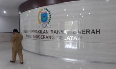 Belasan Miliar Dipakai Dinas Keluar Daerah, Aktivis 98: DPRD Tangsel Doyan Hura-Hura