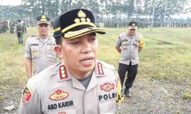 Kapolrestro Tangerang Ajak Warga Lupakan Perbedaan Setelah Pemilu